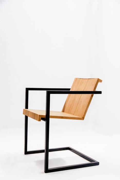 industrial  by Studio Perspective, Industrial Wood Wood effect