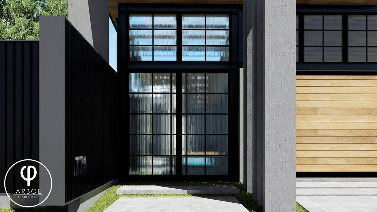 by ARBOL Arquitectos Iндустріальний