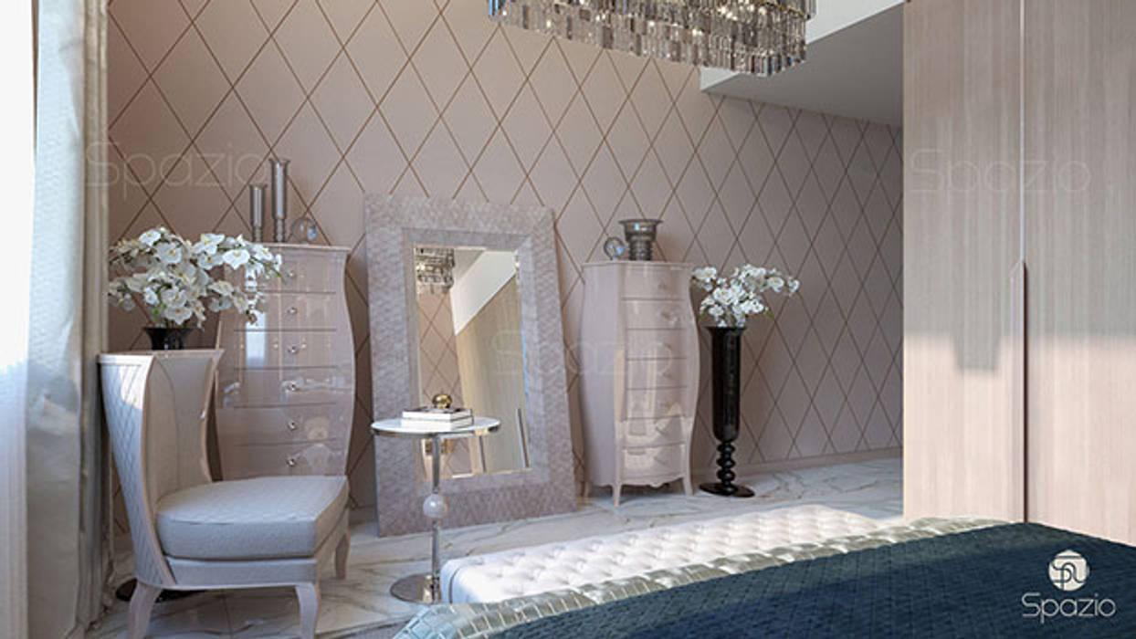 من Spazio Interior Decoration LLC حداثي خشب Wood effect