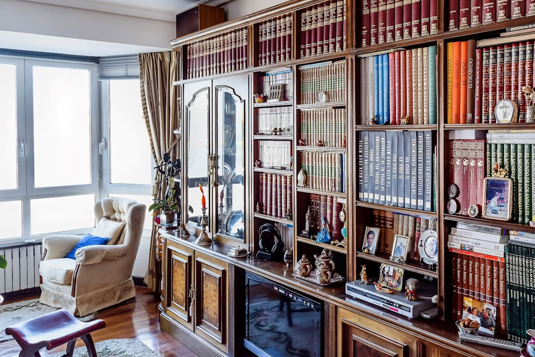Bernadó Luxury Houses Classic style study/office