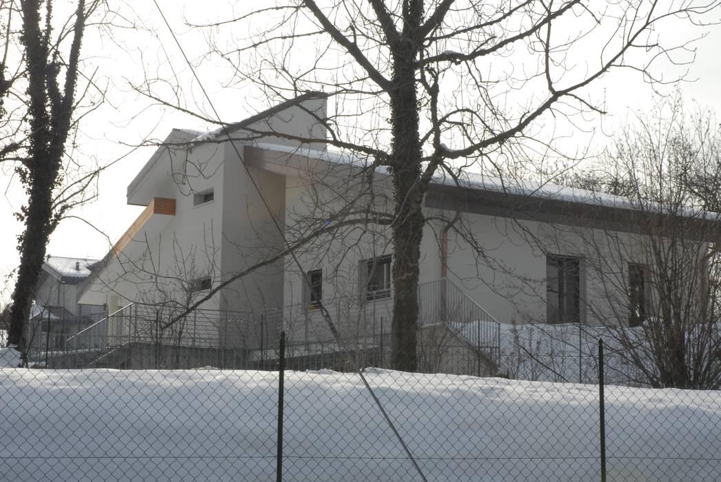 Enzo Cantoni Architetto Rumah Modern