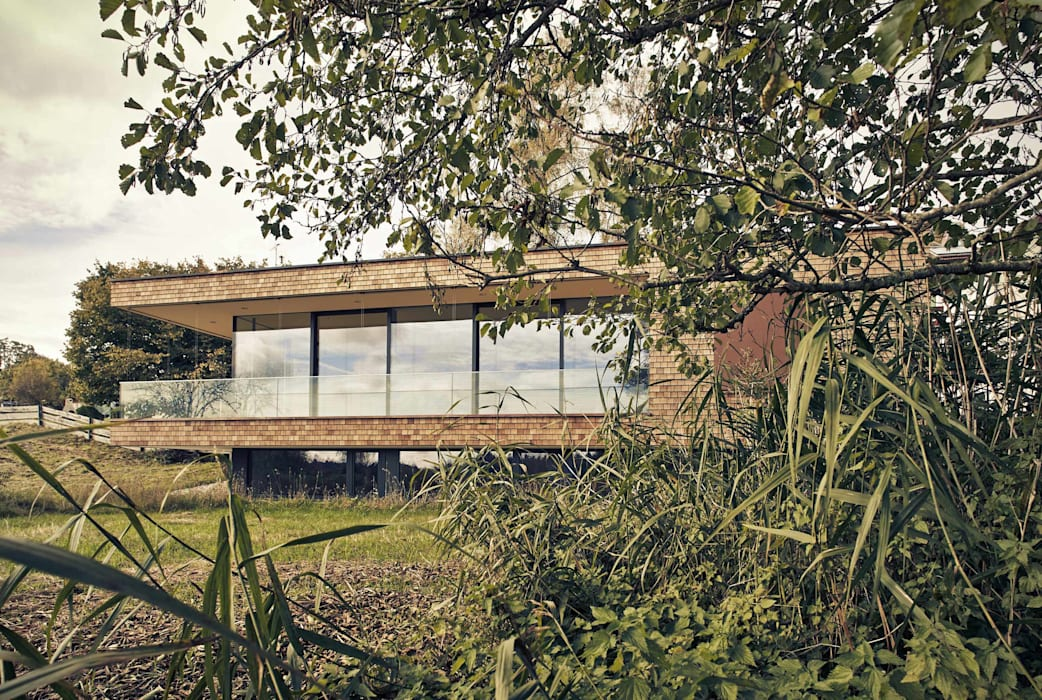 Begegnungshaus der Peter Maffay Stiftung und der Thomas Haffa Stiftung in Starnberg:  Häuser von WSM ARCHITEKTEN