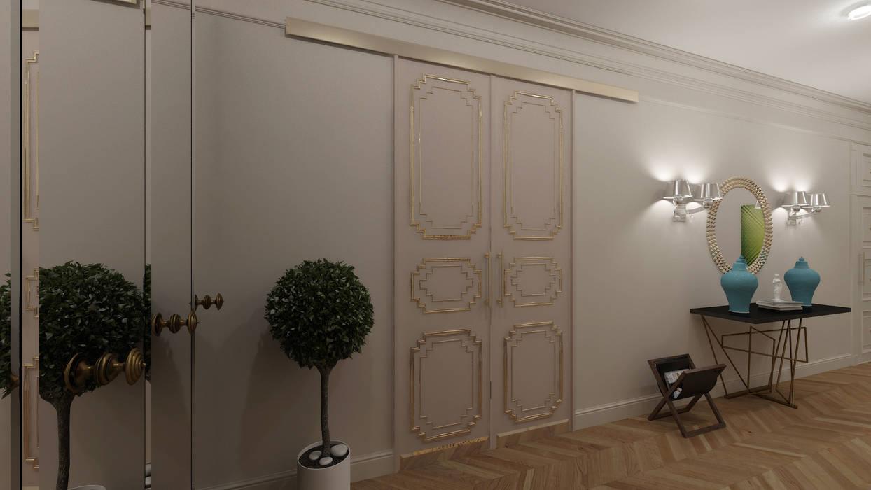 Квартира для джетсеттера Spacelab Design двери