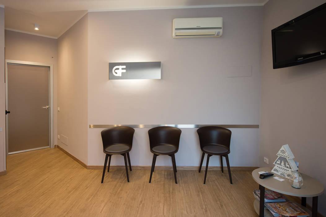 In Sala D Attesa.Sala D Attesa Cliniche In Stile Di Giuseppina Pizzo Homify
