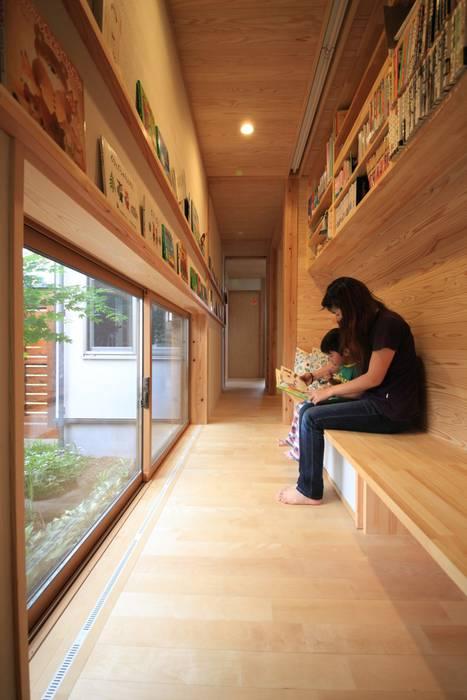 根據 田村建築設計工房 日式風、東方風