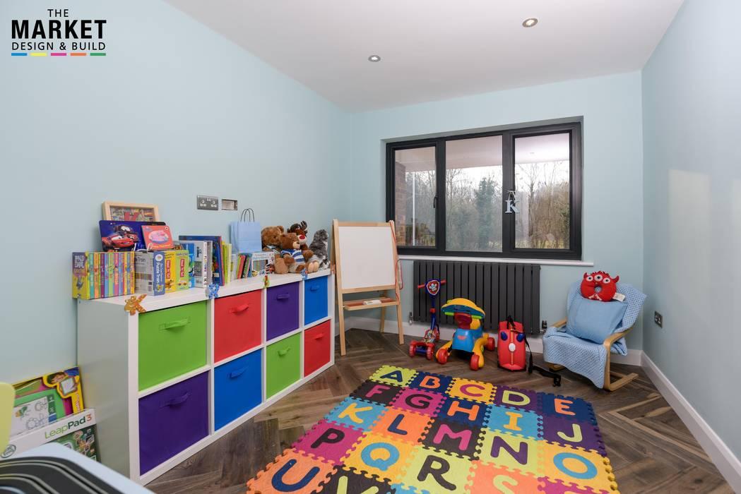 غرفة الاطفال تنفيذ The Market Design & Build