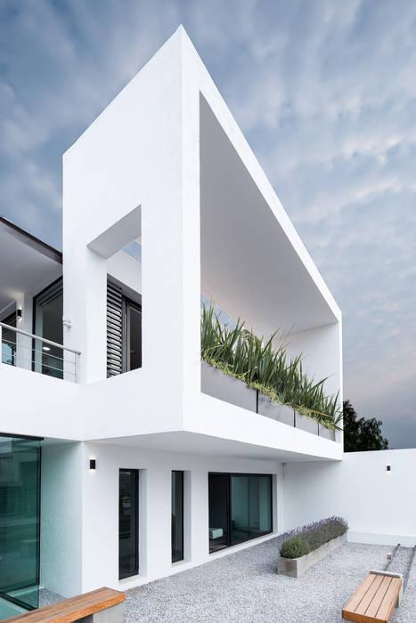 Oficinas AG Consultores Casas minimalistas de Dionne Arquitectos Minimalista
