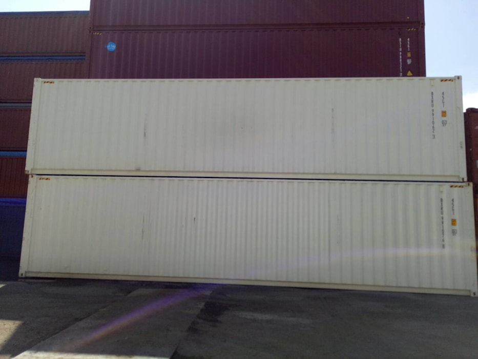2017年全新40呎貨櫃(9'6):  活動場地 by CHS Container Taiwan Branch