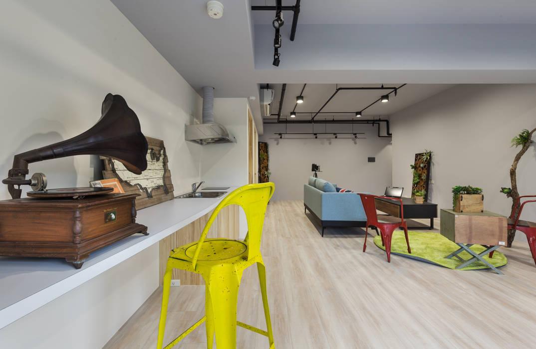 故事從這裡開始:  商業空間 by 趙玲室內設計
