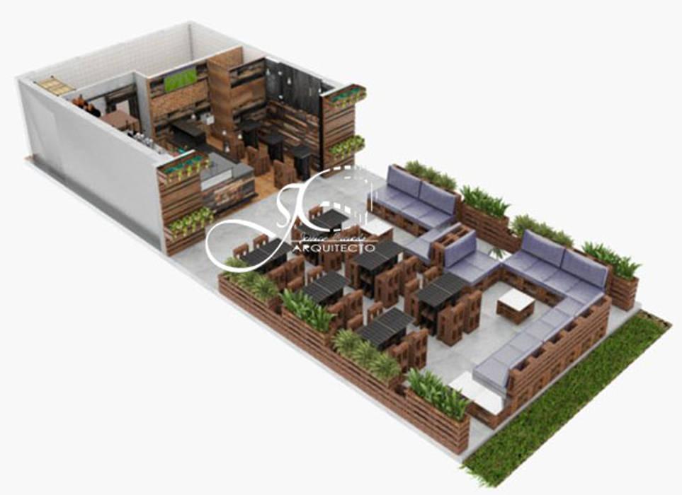 Gastronomy by MAHO arquitectura y diseño, C.A