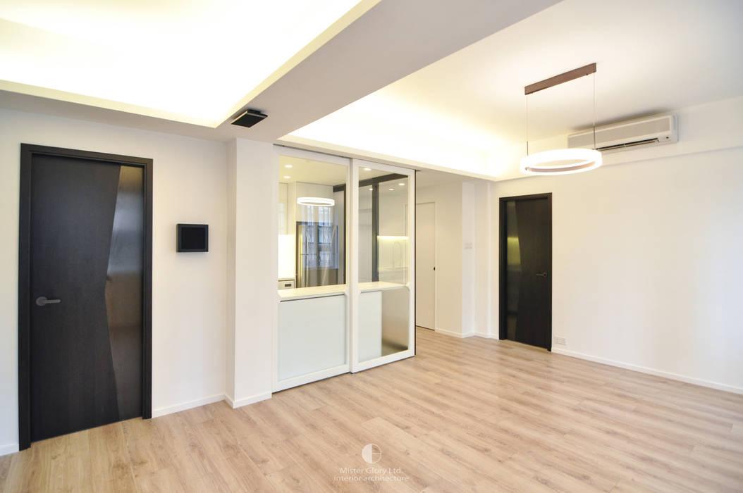 2 Mister Glory Ltd Minimalist living room