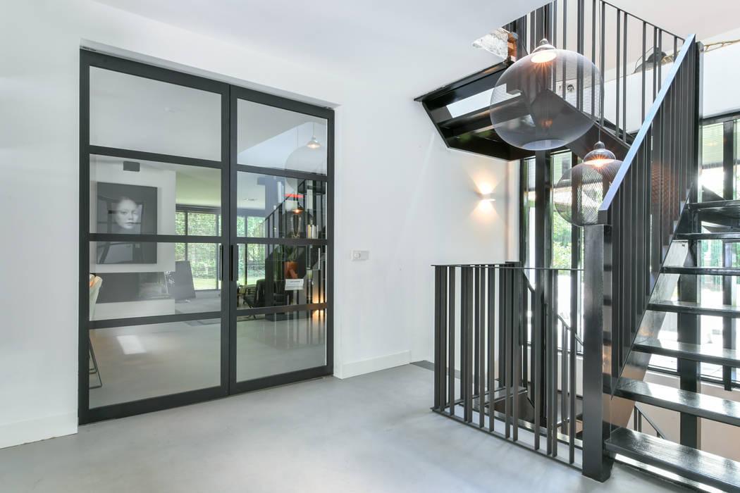 Project huizen u skygate stalen binnendeur ramen deuren door