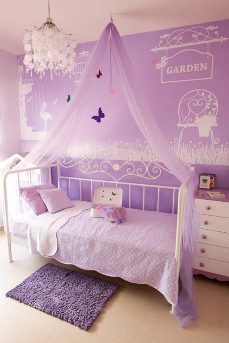 Habitación de niña loop-d Habitaciones de niñas
