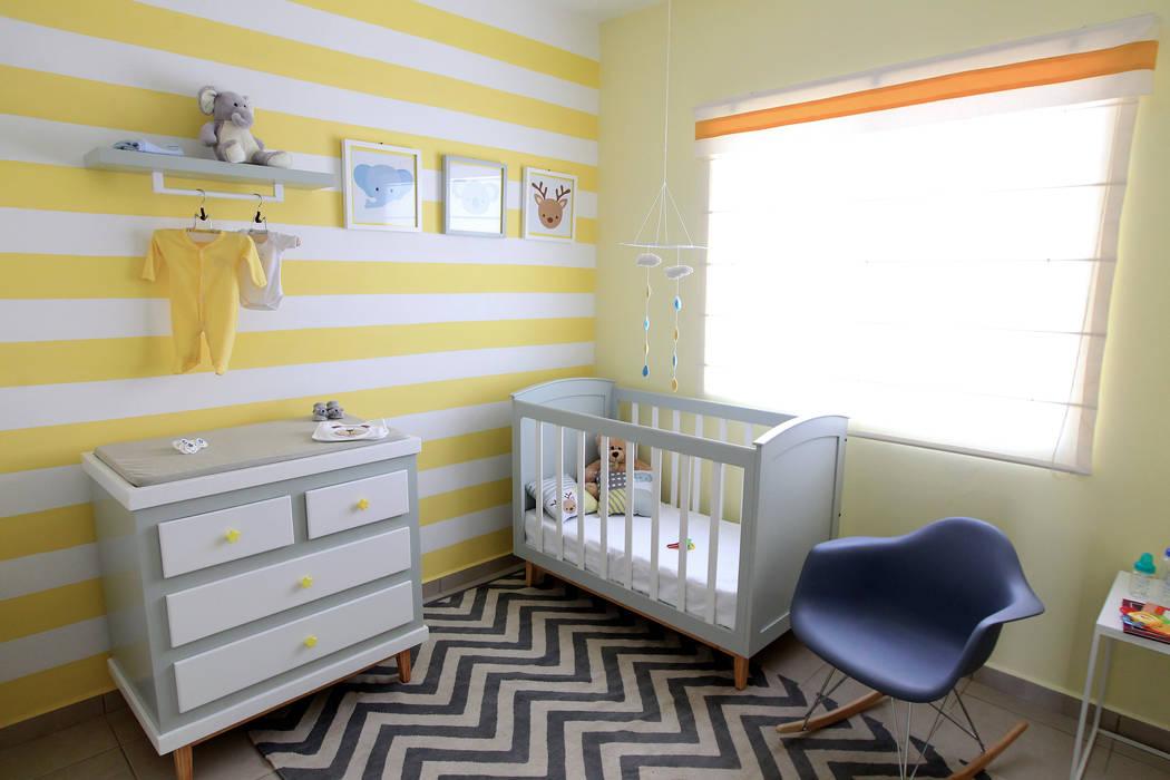 Nursery room loop-d Habitaciones de bebé