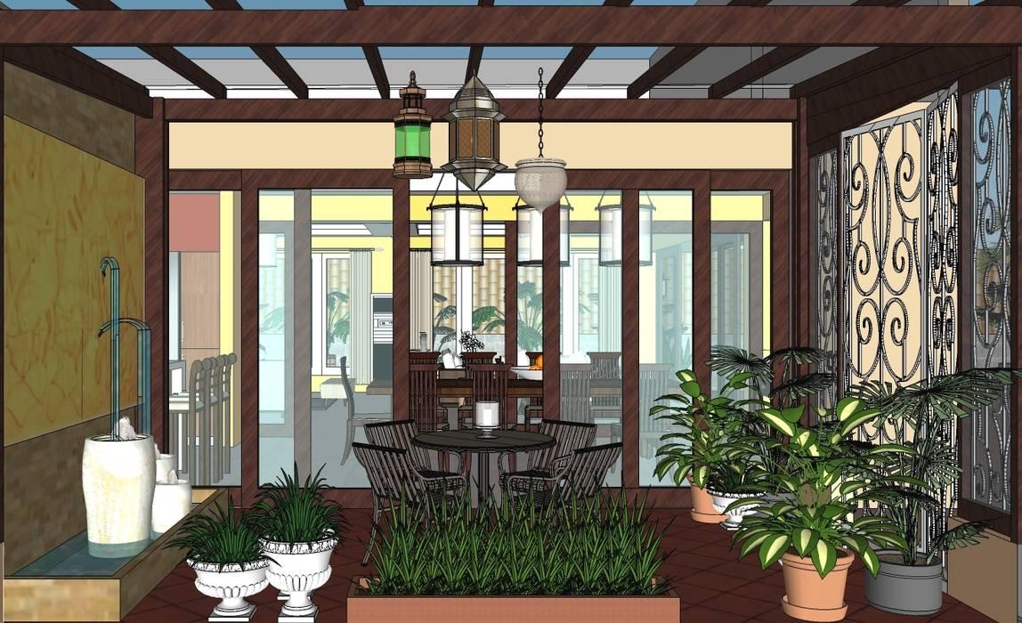 2012 PROJECTS MKC DESIGN Modern style gardens