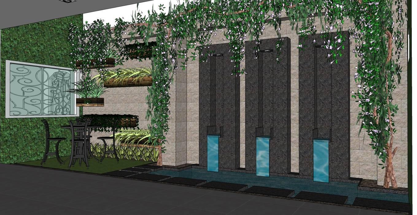 2014 PROJECTS:  Garden by MKC DESIGN, Modern