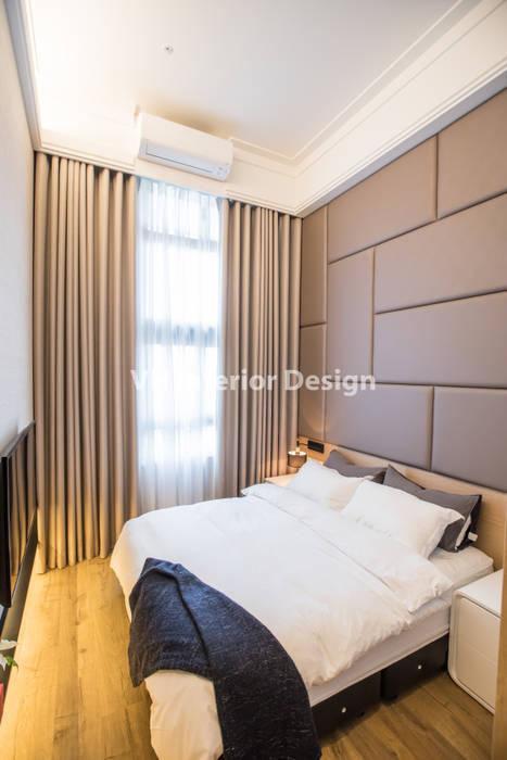 Modern style bedroom by VH INTERIOR DESIGN Modern