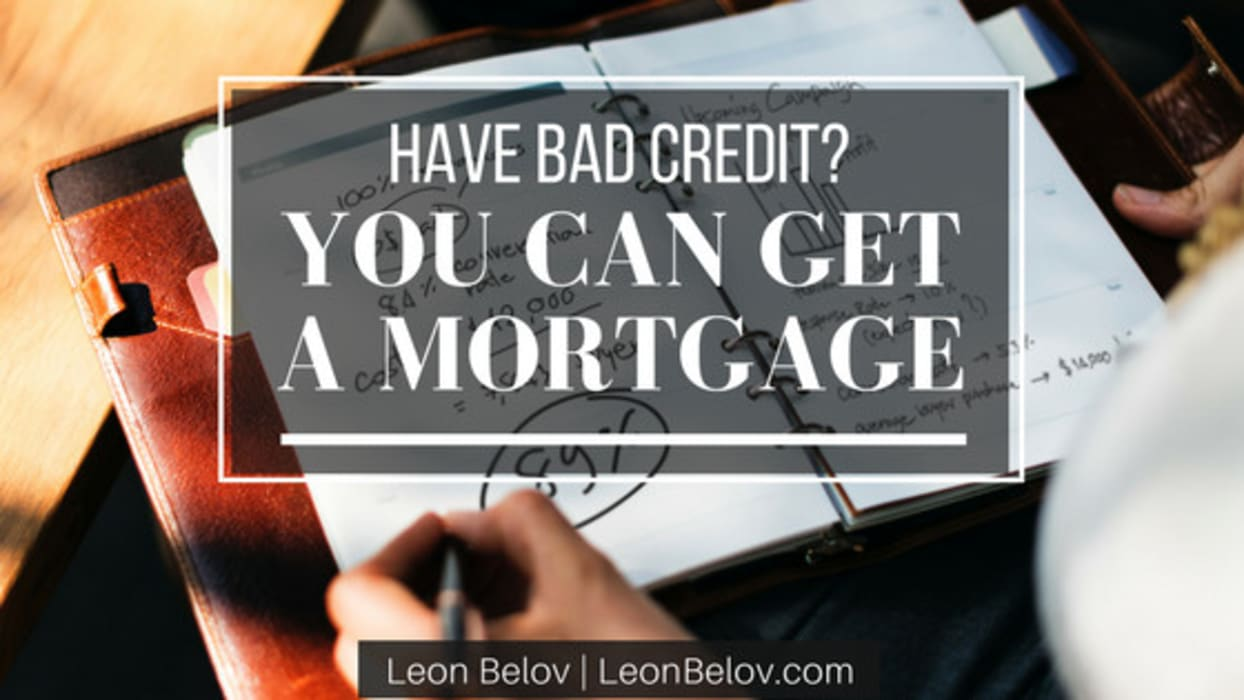 How to get a mortgage even if you have bad credit. Modern Houses by Leon Belov | The Lending Group Co Modern