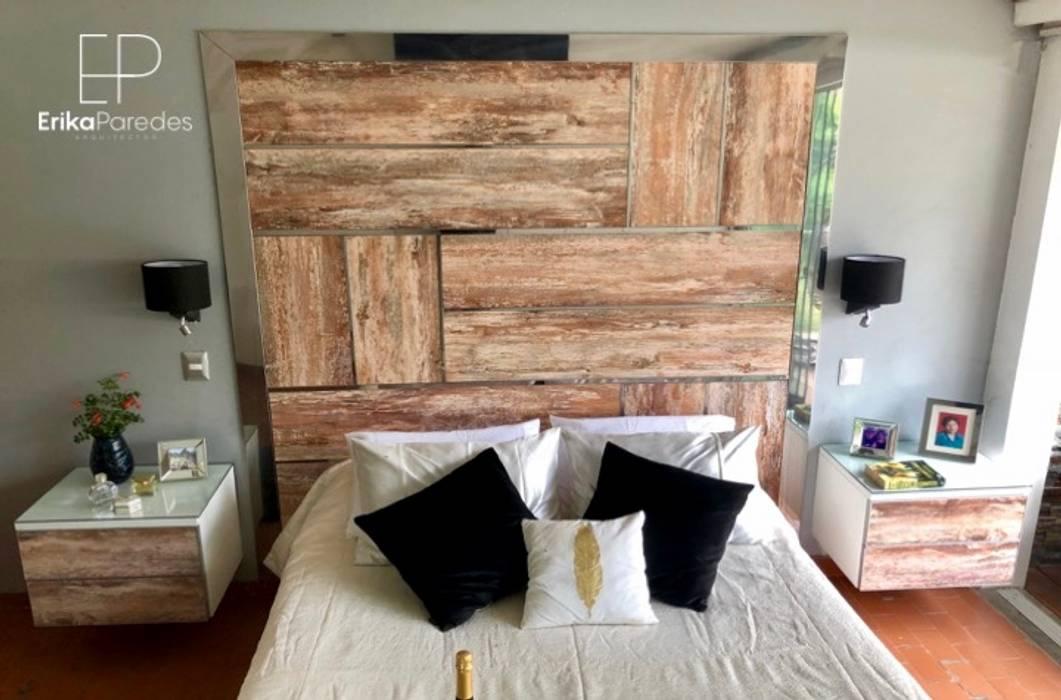 Detalle de Cabecera : Dormitorios de estilo  por EPG  Studio