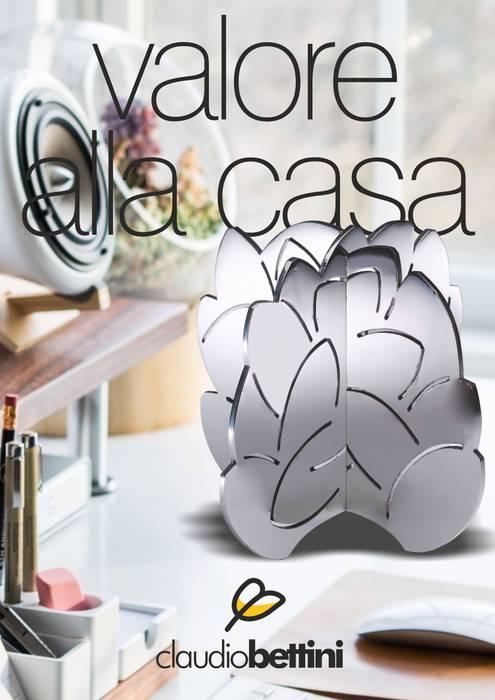 Centrotavola moderno oggetto design soggiorno compro online claudio ...