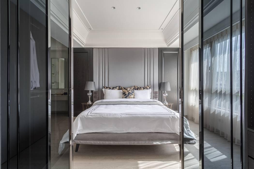 Bedroom by E&C創意設計有限公司,