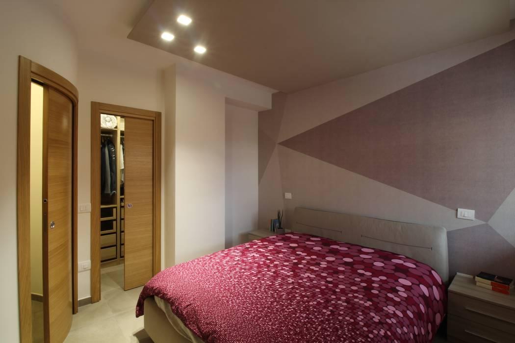 Ispirazioni scandinave: camera da letto in stile di studio di ...