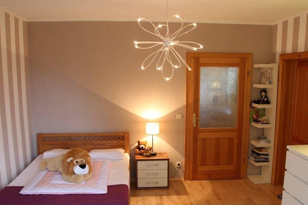 Schlafzimmer ii: kinderzimmer mädchen von karina knepper-design   homify