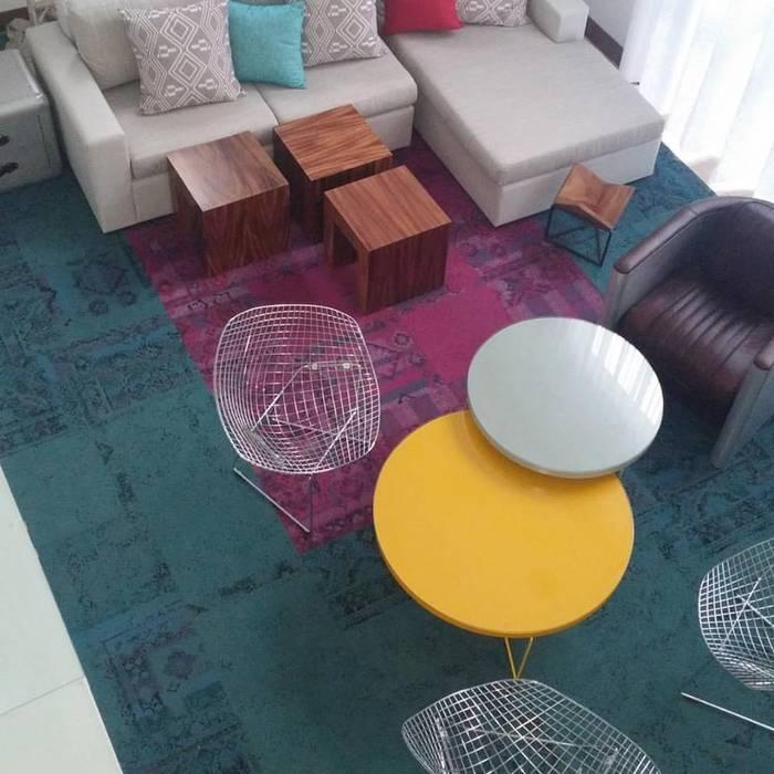 Galeria Sofia Living roomSide tables & trays Wood