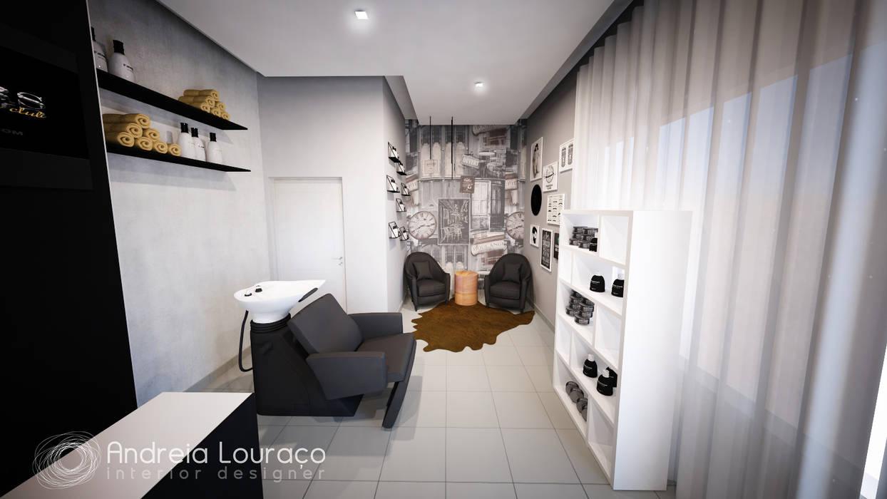 Spa de estilo  de Andreia Louraço - Designer de Interiores (Contacto: atelier.andreialouraco@gmail.com)