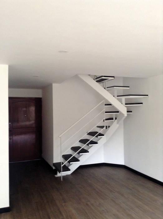 Apartamento Parkway AMR estudio Escaleras