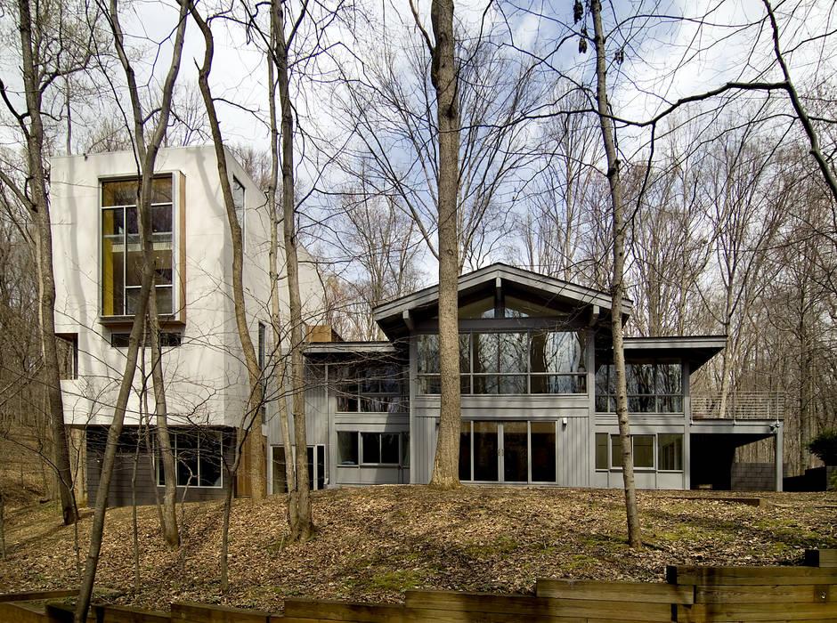 KUBE architecture Maisons modernes