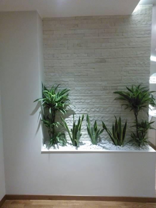 Couloir, entrée, escaliers modernes par Studio ARCH+D Moderne