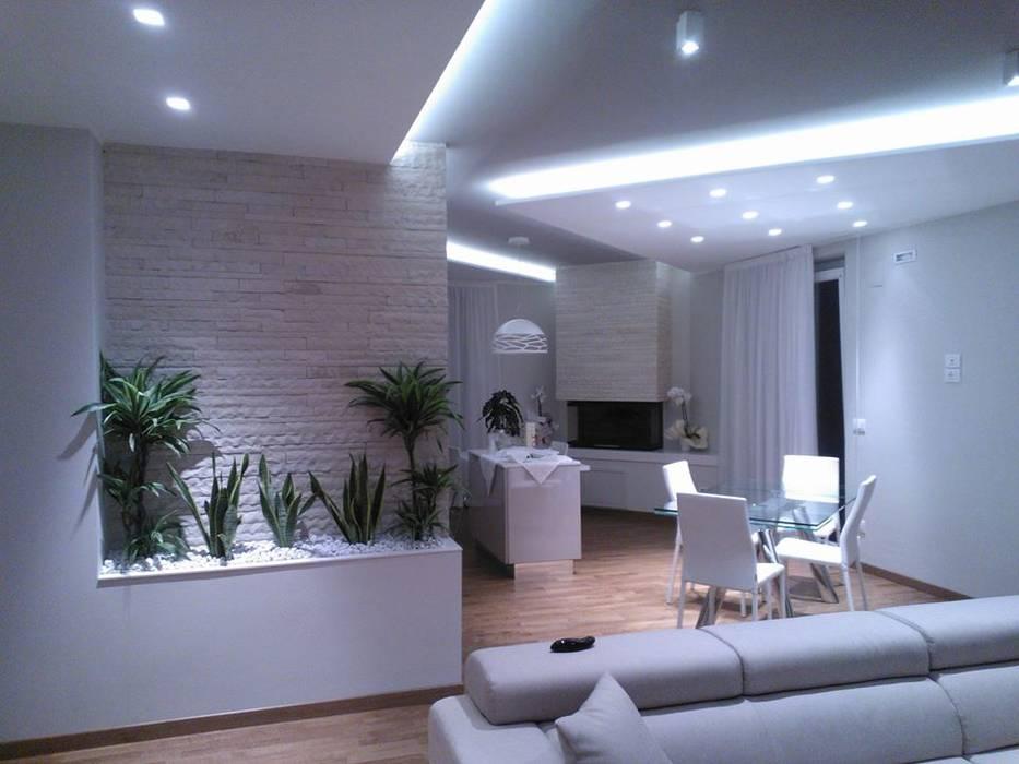 Studio ARCH+D Living room