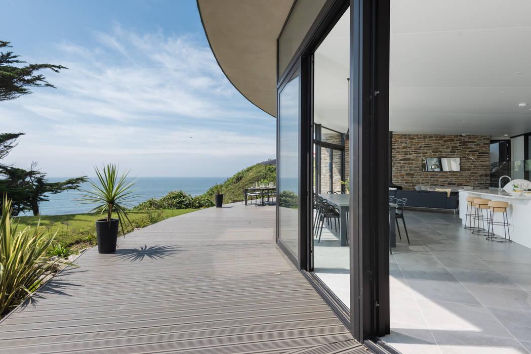 Arco2 Architecture Ltd Rumah Modern Oleh Arco2 Architecture Ltd Modern