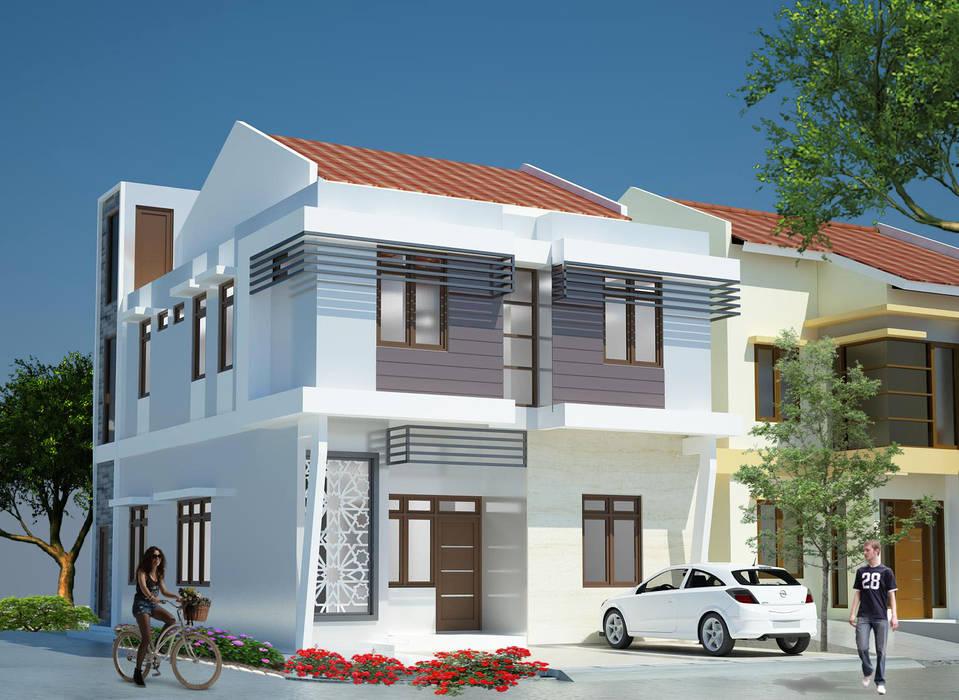 Rumah Kos 2 Lantai Adhicitta Karya Megah Rumah Minimalis