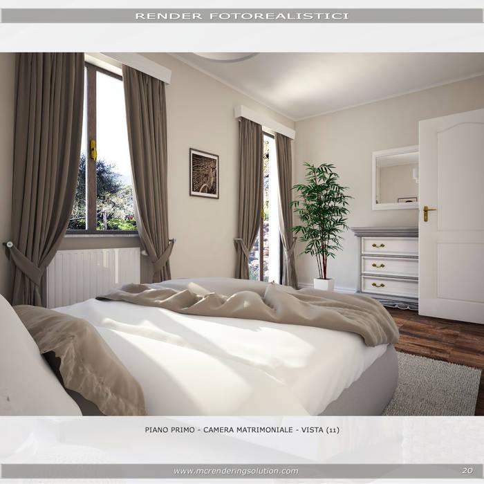 Rustieke & brocante slaapkamer door mc rendering solution | homify