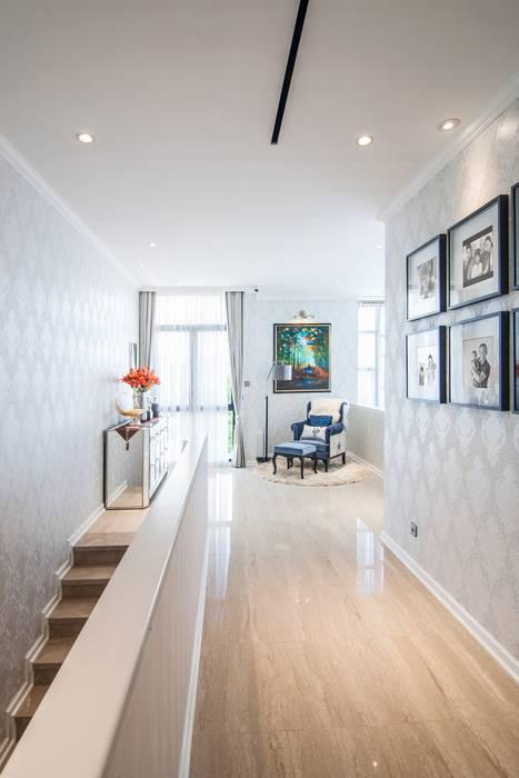 PT. Dekorasi Hunian Indonesia (DHI) Modern corridor, hallway & stairs