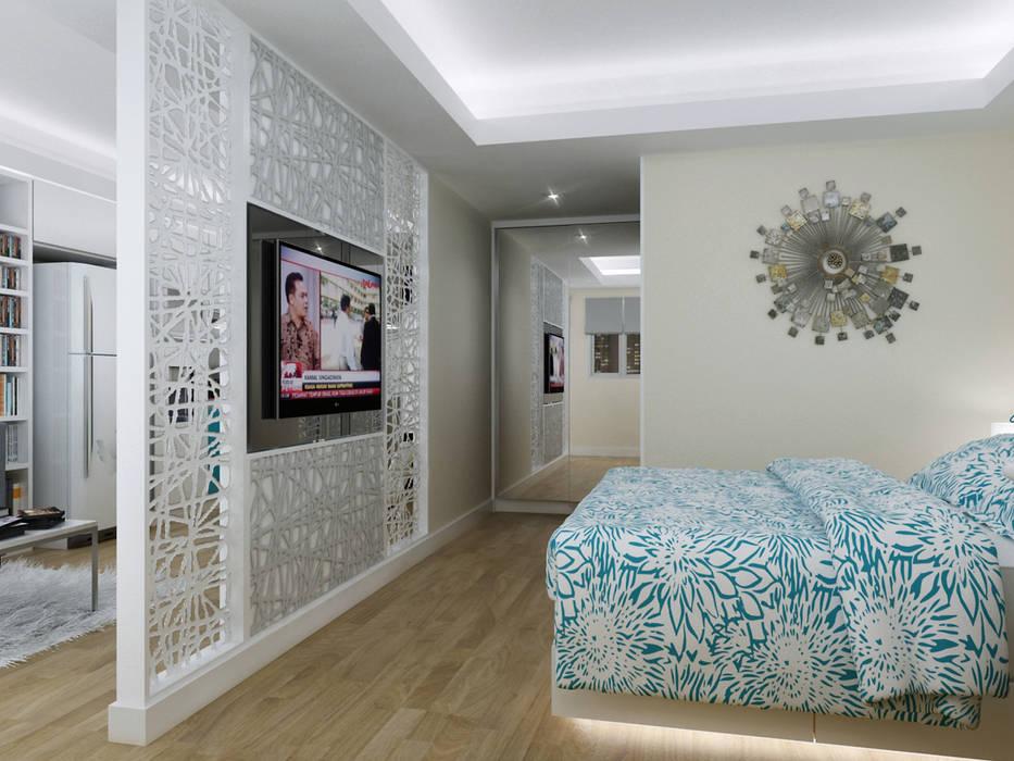 Bedroom by PT. Dekorasi Hunian Indonesia (DHI), Modern