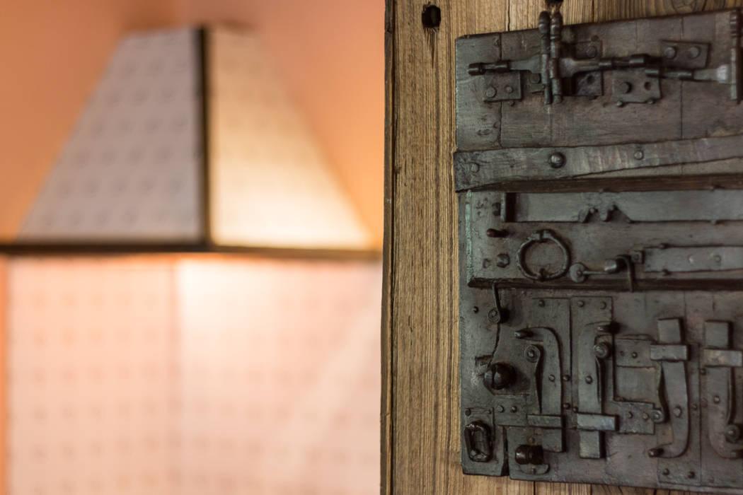 by Andrea Chiesa è Progetto Immagine Rustic Iron/Steel
