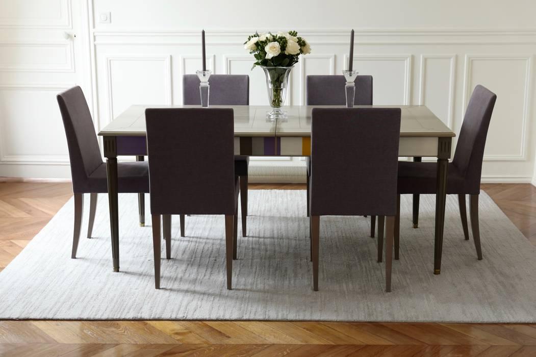 Lichelle Silvestry Ruang Makan Modern