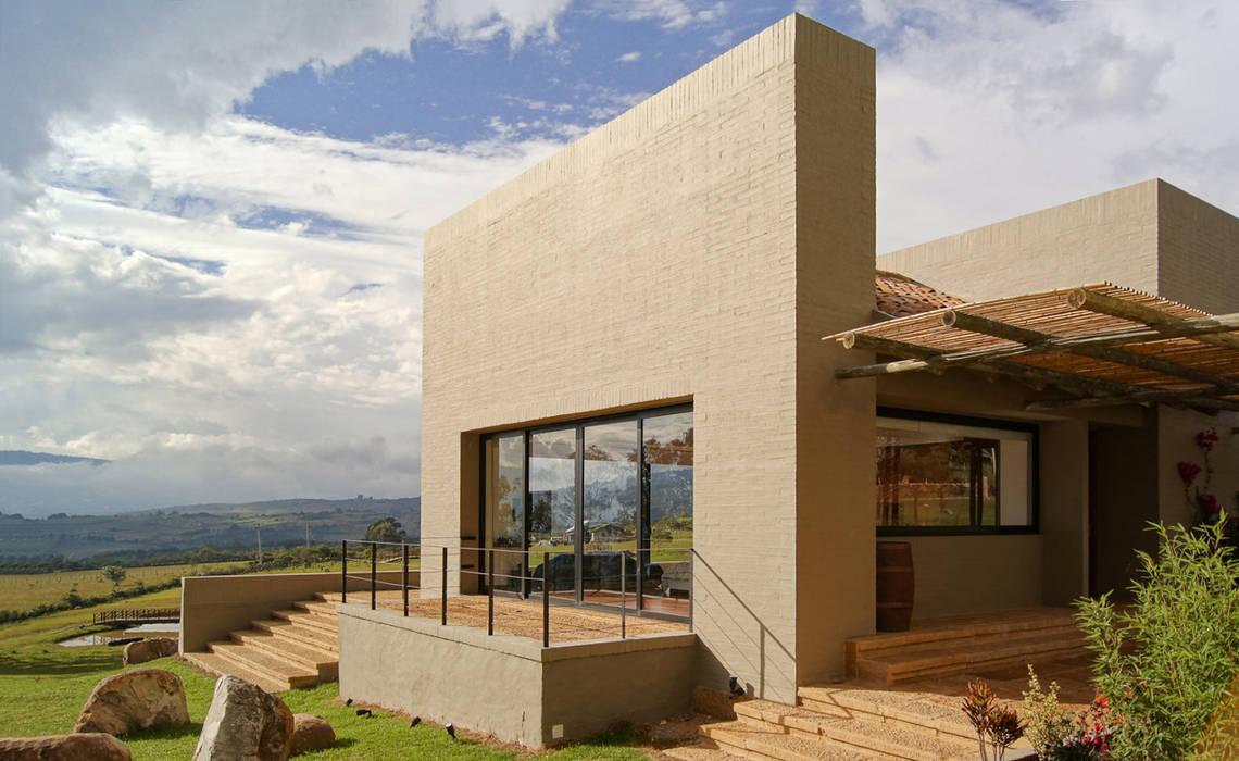 Casa SQ Casas modernas de AMR ARQUITECTOS Moderno
