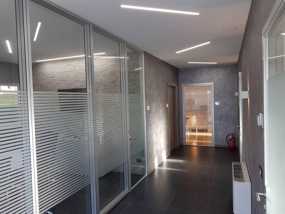 Illuminazione corridoio uffici complessi per uffici in stile di