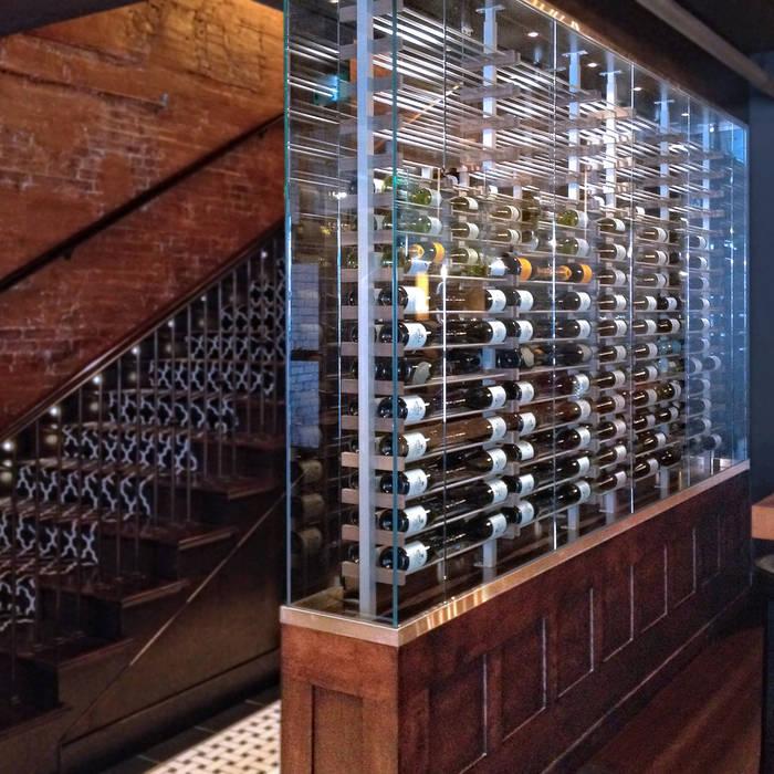 Millesime Wine Racks 餐廳 鋁箔/鋅 Metallic/Silver