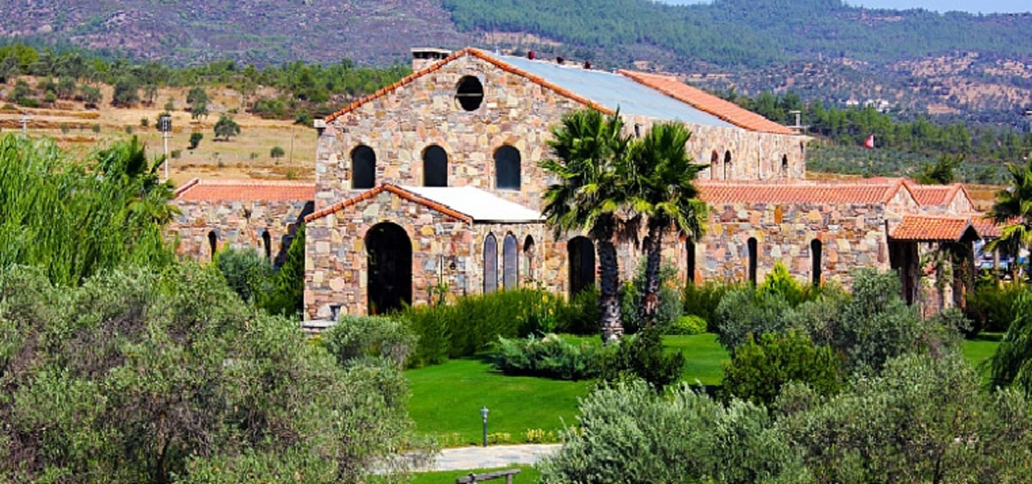 Nida İçMimarlık – Stonia Butik Otel:  tarz Oteller