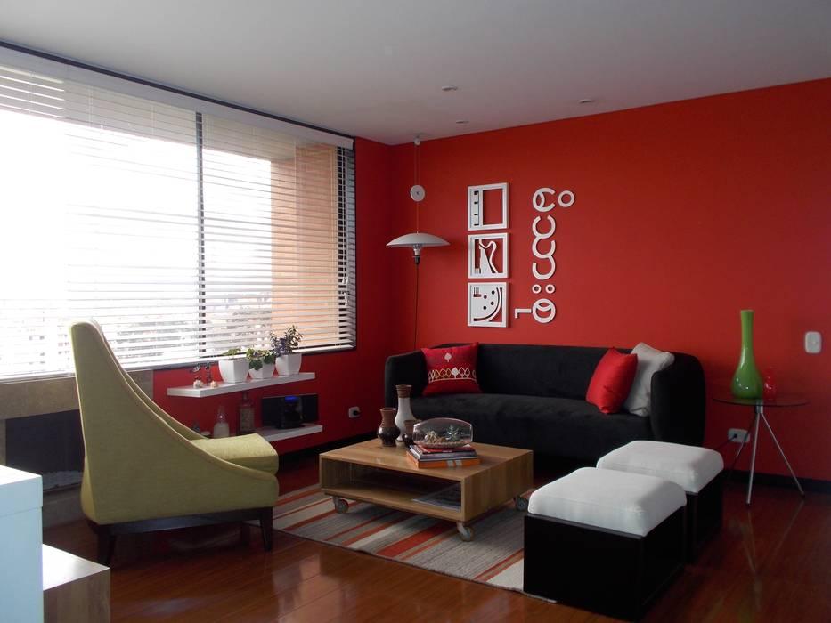 decoración interior: Comedores de estilo  por Omar Interior Designer  Empresa de  Diseño Interior, remodelacion, Cocinas integrales, Decoración