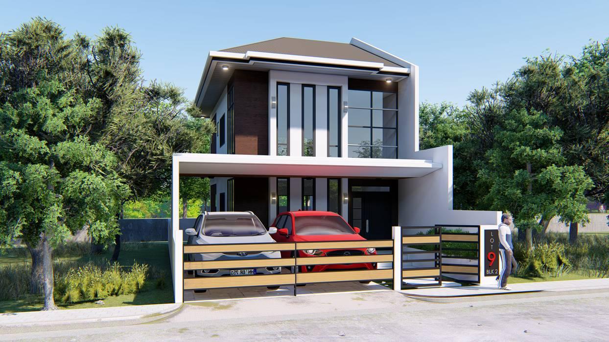 Nhà theo Yaoto Design Studio,