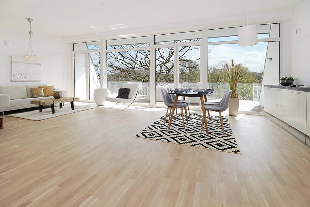 Fesselnd Dachgeschoß Wohnzimmer: Wohnzimmer Von Architekt Witte