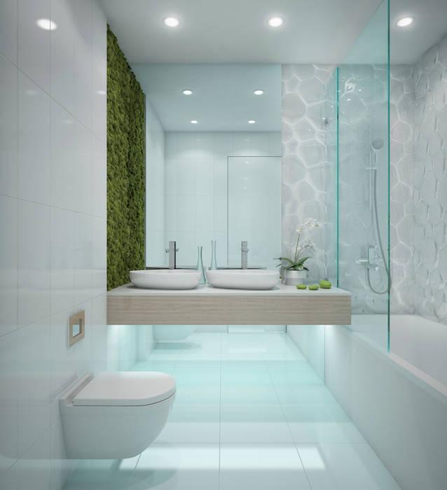 Ванная Ванная в стиле лофт от Вира-АртСтрой Лофт