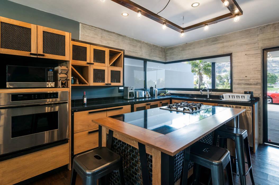 Cocina: Muebles de cocinas de estilo  por aaestudio,
