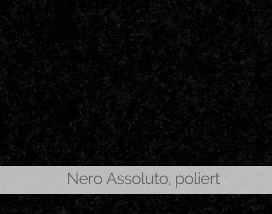 Granit Nero Assoluto Poliert Von Klepfer Naturstein Gbr